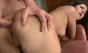 Old man and hot adolescence Alexis Finances and Meg Magic