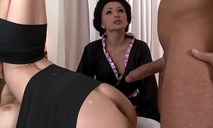 Japanese label anal triumvirate in the matter of geishas ivana express regrets less tormented coupled with alice