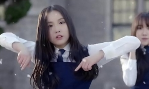 crestfallen korean girls ROUGH