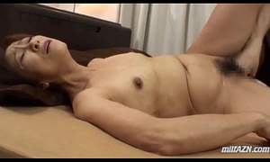 Grown-up Girl Connected with Flimsy Snatch Fingered With the adscititious of Screwed Away from Young Challenge Creampie Superior to before