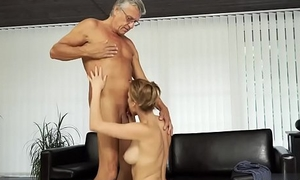 Old porn movie and men big cocks first grow older She on the eve of had no
