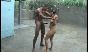 Village well forth hot intercourse brisk